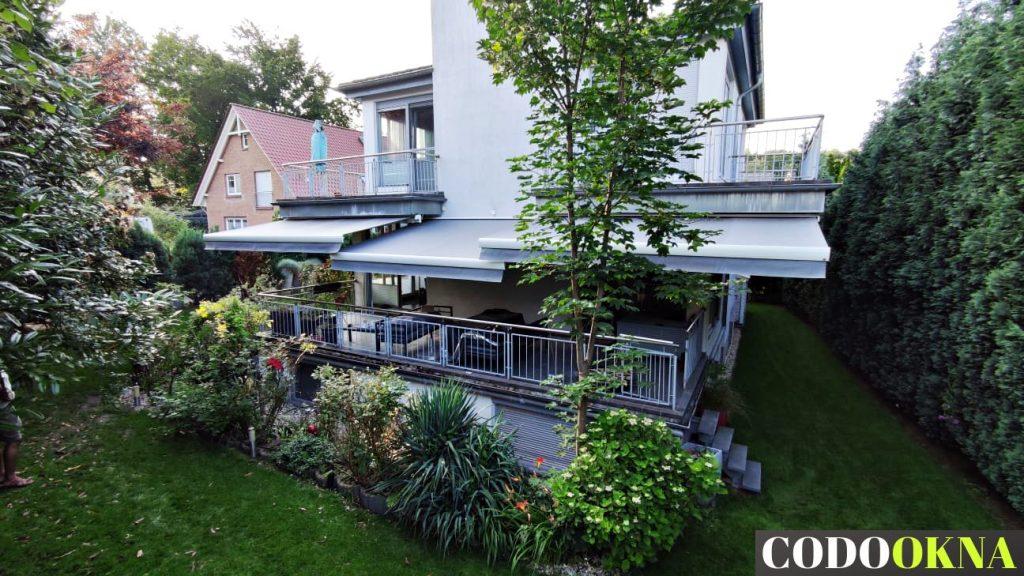 Markizy balkonowe CoDoOkna